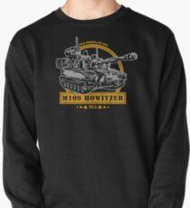 M109 Self Propelled Howitzer Pullover Sweatshirt