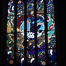 church window by dennis wingard