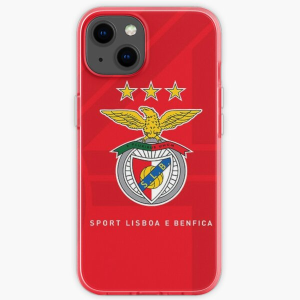 SL Benfica iPhone Soft Case