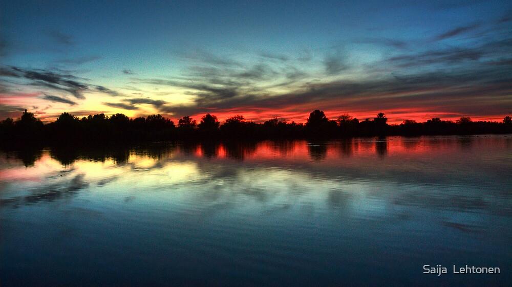Just Another Arizona Sunset by Saija  Lehtonen