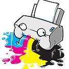 Puker Printer by Nathan Davis