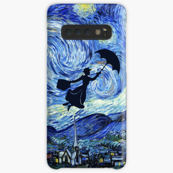 Mary Poppins Starry Night Samsung Galaxy Snap Case