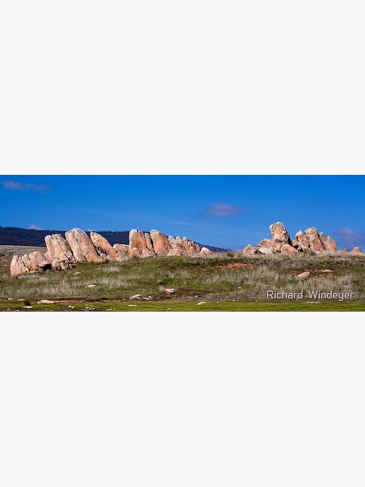 Rocky Outcrop, Kosiusko National Park by RICHARDW