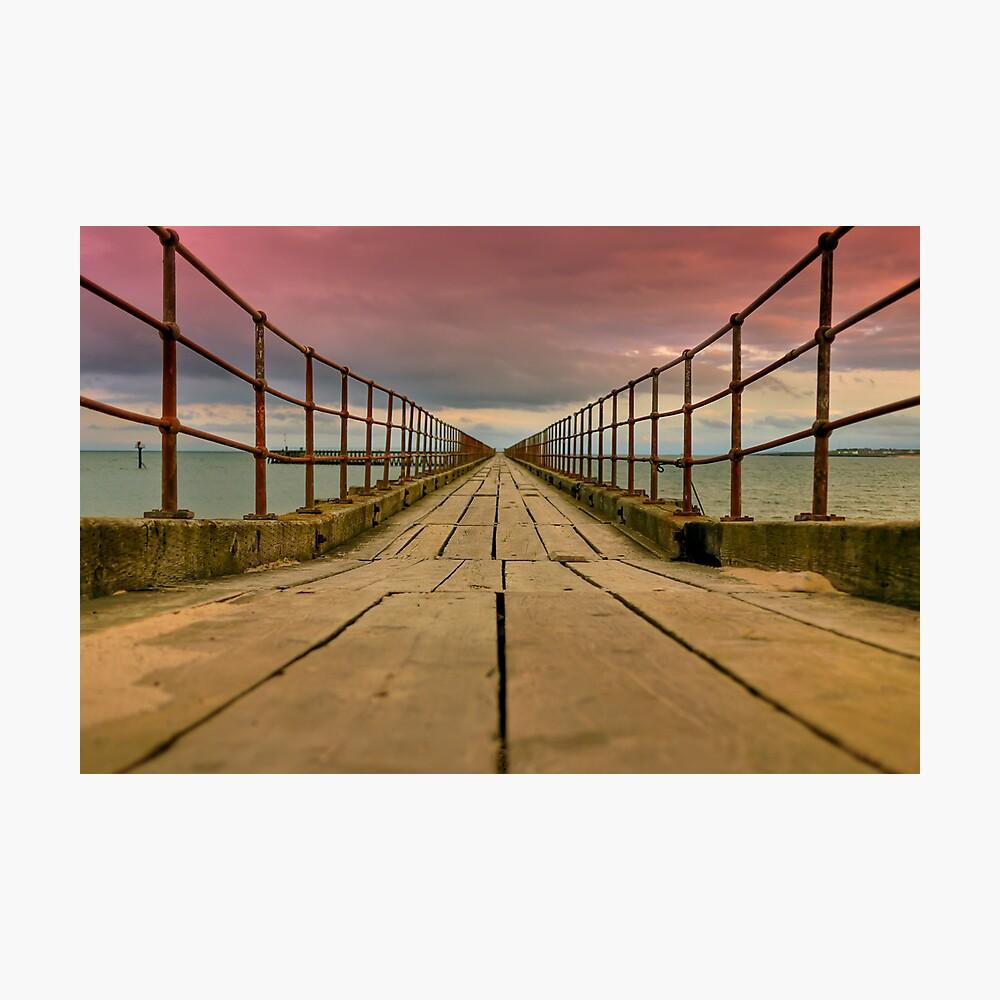 planks Photographic Print