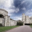 Windsor Castle by Philip Cozzolino