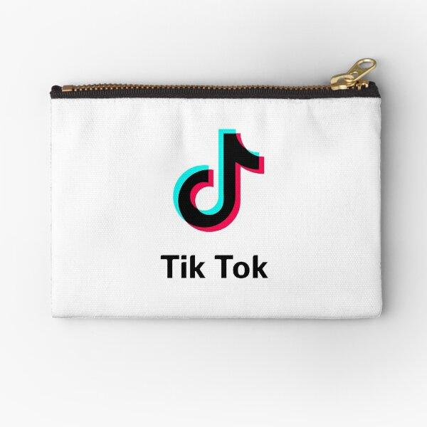 Best Seller Tik Tok Merchandise Zipper Pouch