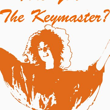 Are You The Keymaster?? by JrGhostbuster