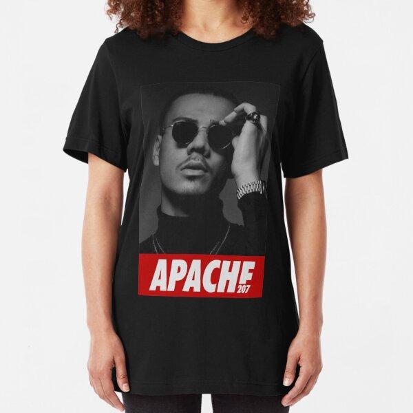 APACHE 207 Slim Fit T-Shirt
