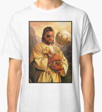 Venom Jesus Snake - parody Classic T-Shirt