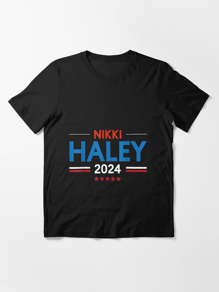Nikki Haley Shirt President 2024 Campaign T-Shirt