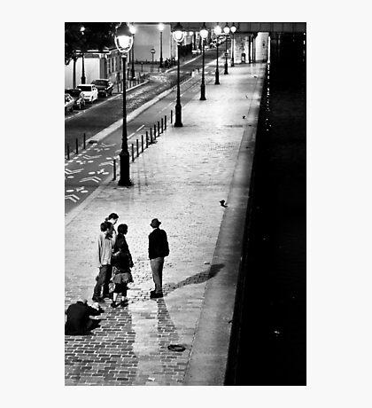 Long way home Photographic Print