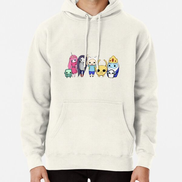 Mini Time! Pullover Hoodie