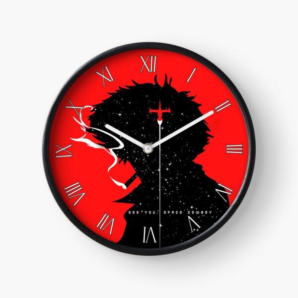 FanArt See You Space Cowboy Clock