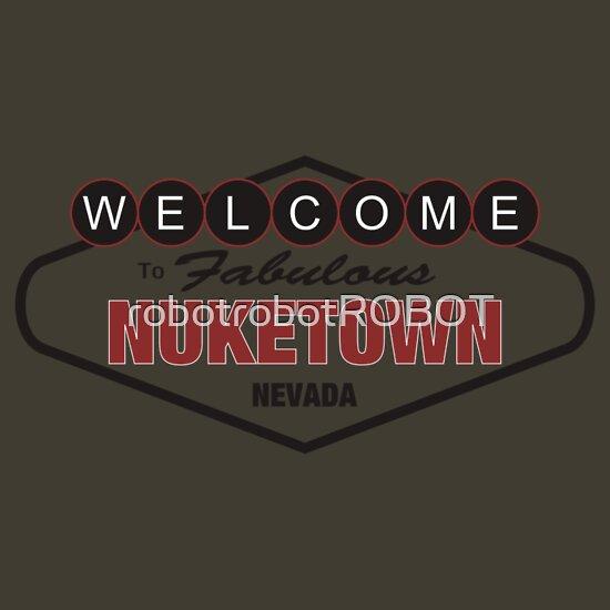 TShirtGifter presents: Nuketown - Call of Duty: Black Ops
