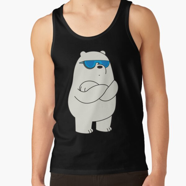 Ice Bear Tank Top