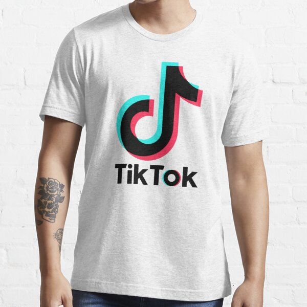 TikTok TikTok TikTok TikTok TikTok Essential T-Shirt