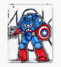Cap'n Warhammer iPad Case/Skin