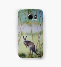 Think I see Kangaroo Samsung Galaxy Case/Skin