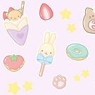 Kawaii Desserts Collection von rukosari