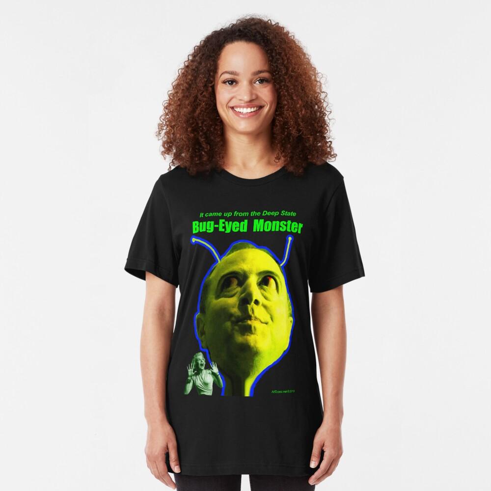 Bug-Eyed Monster Slim Fit T-Shirt