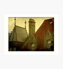 Victorian Era © Art Print