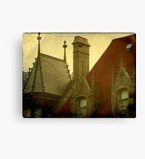 Victorian Era © Canvas Print