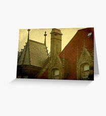 Victorian Era © Greeting Card