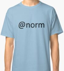 Norm Classic T-Shirt