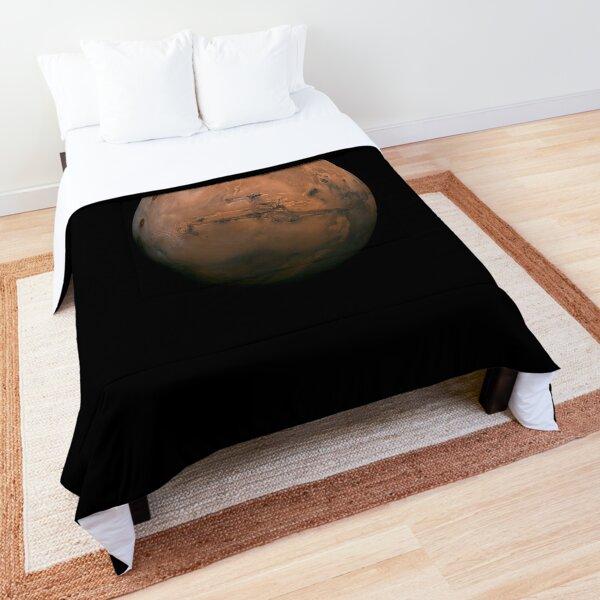 Planet Mars Comforter