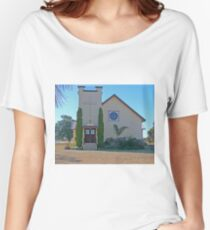 Holy Trinity Lutheran Church, Nobby, Qld, Australia Women's Relaxed Fit T-Shirt