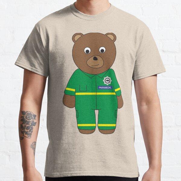 Paramedic Bear Classic T-Shirt