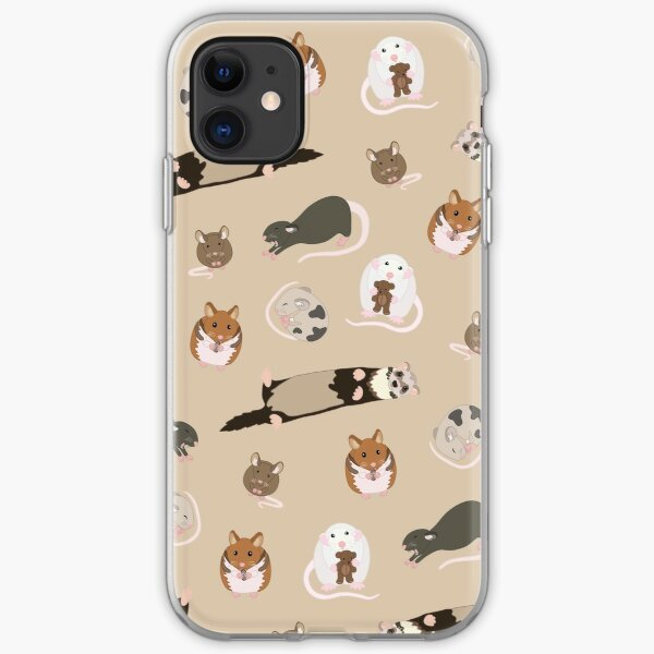 small pets iPhone Soft Case