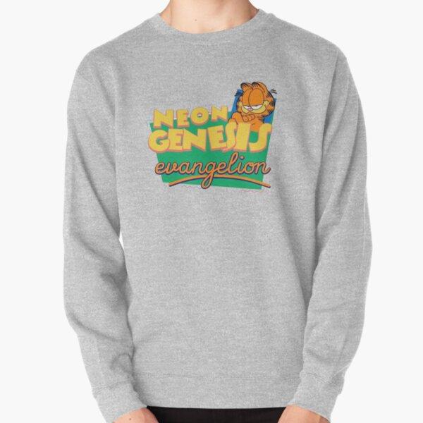néon genesis garfield Sweatshirt épais