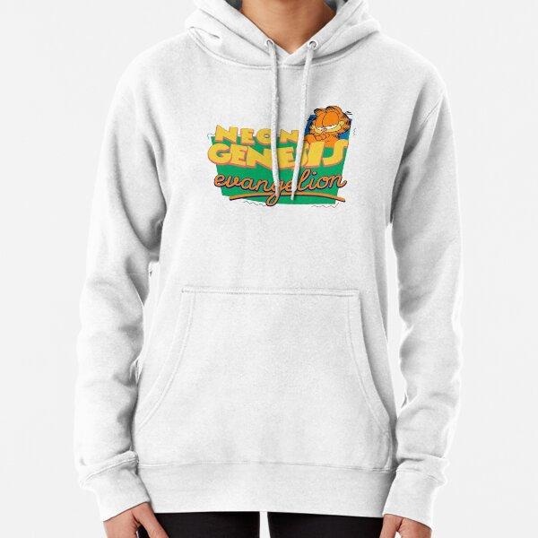 Neon Genesis Garfield Hoodie