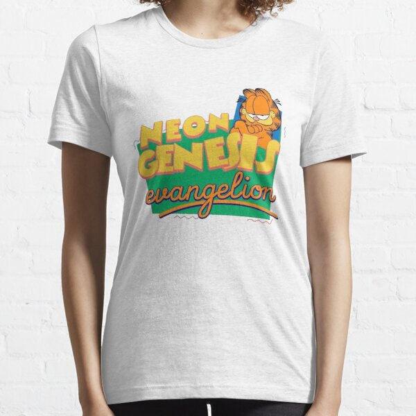 neon genesis garfield Essential T-Shirt