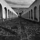 Archi in fuga by Andrea Rapisarda