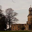 St. Chads, shrewsbury by Matt Sillence