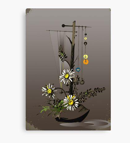 My flowers(2) Canvas Print