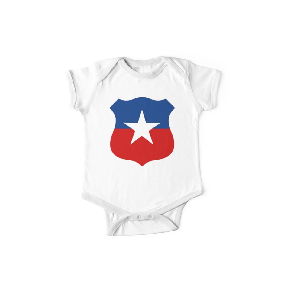 Chilean Air Force Insignia by warbirdwear