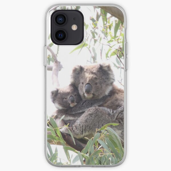 Mother and Child - Koalas iPhone Soft Case