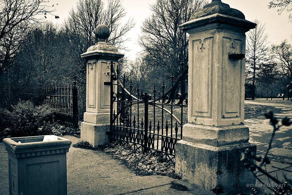 Gate by emilie sullivan