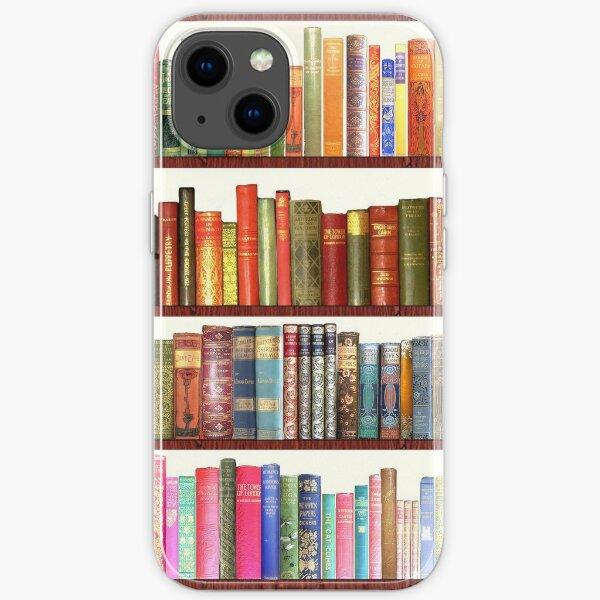 Jane Austen Antique Books iPhone Soft Case