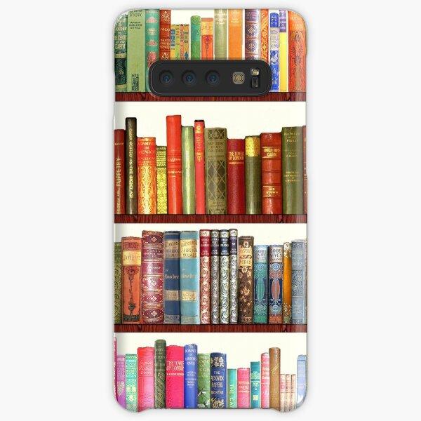 Jane Austen Antique Books Samsung Galaxy Snap Case