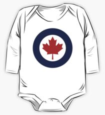 Royal Canadian Air Force Insignia One Piece - Long Sleeve