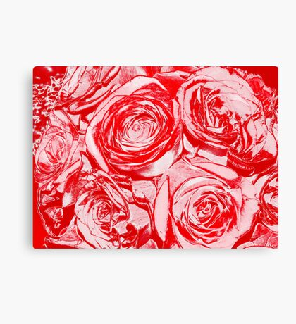 A Rose is just a Rose Canvas Print