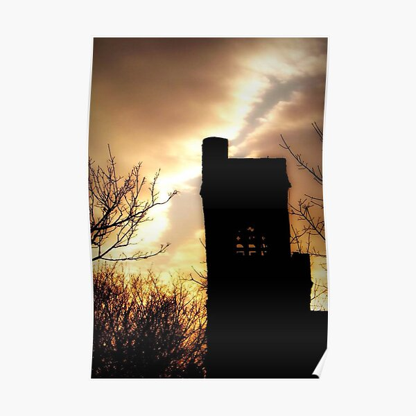 Evening is calling ©  Poster