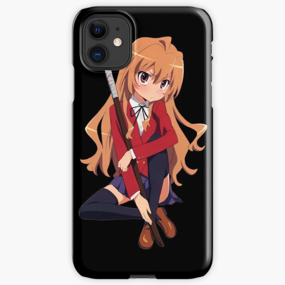 Taiga Aisaka Toradora Anime Girl Art Leather Passport Holder Cover Case Travel One Pocket