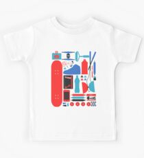 Chose Your Weapons Kids Tee