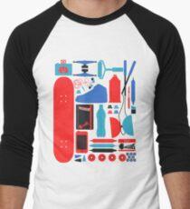 Chose Your Weapons Men's Baseball ¾ T-Shirt