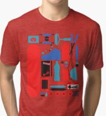 Chose Your Weapons Tri-blend T-Shirt